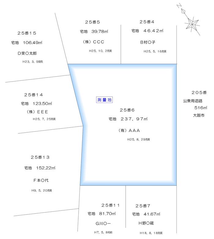 吉田登記測量事務所 | 大阪府西...